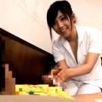 怪我したショタをパイズリでチ○コを洗う看護師 長澤あずさ