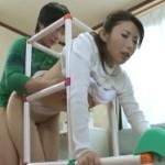 身動きの取れない美人叔母に中出しするショタ 篠田あゆみ