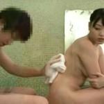 巨乳お姉ちゃんと混浴温泉でハメちゃうボク 浜崎真緒